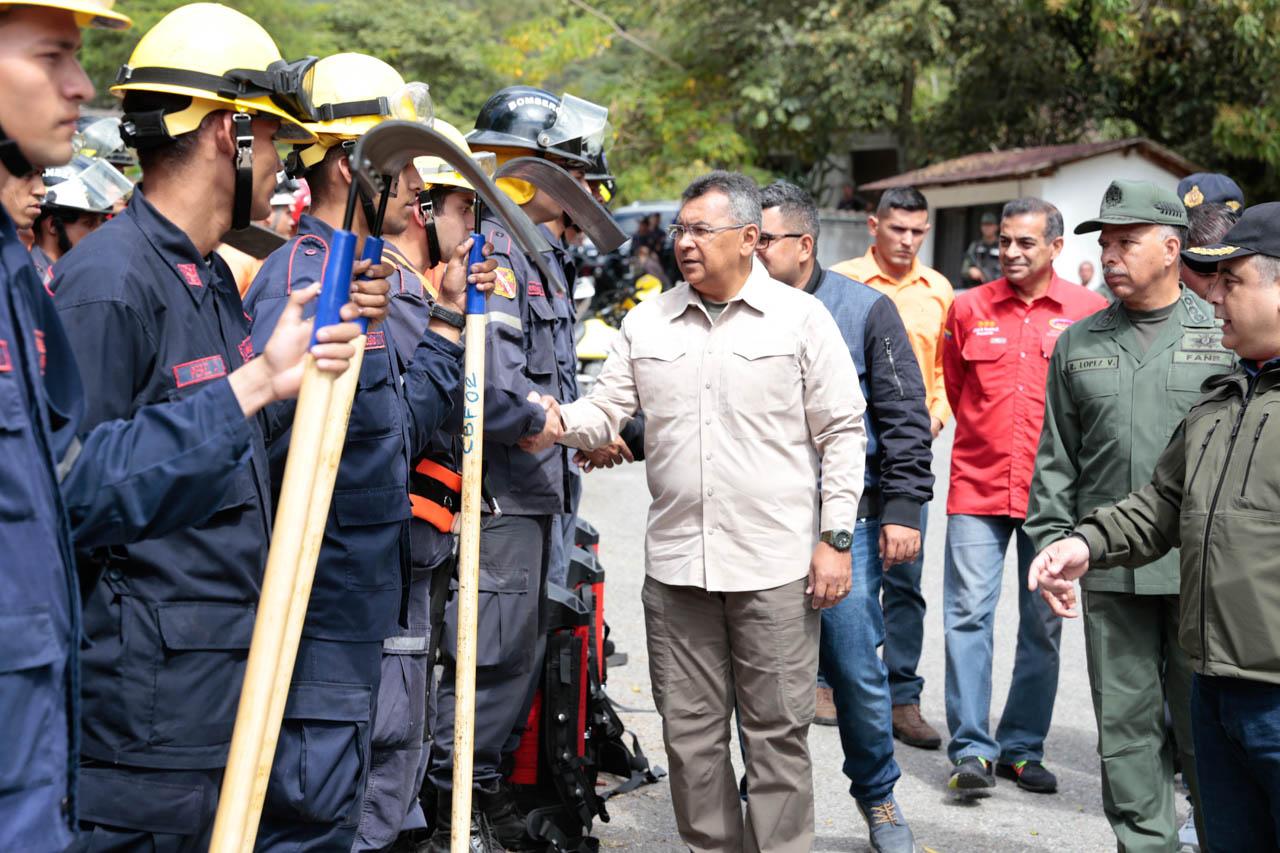 Activado Comando Unificado para la Prevención y Control de Incendios Forestales (3)