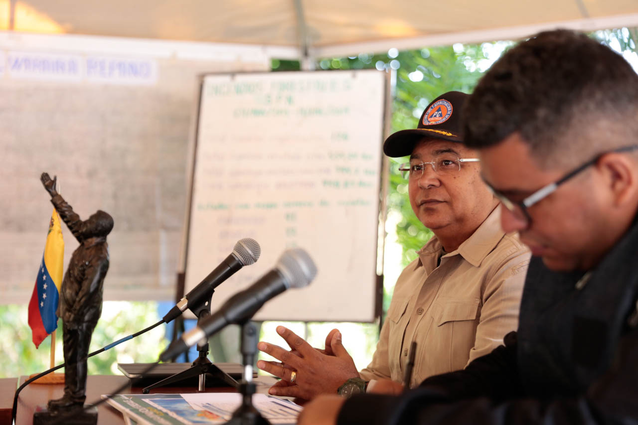 Activado Comando Unificado para la Prevención y Control de Incendios Forestales (4)