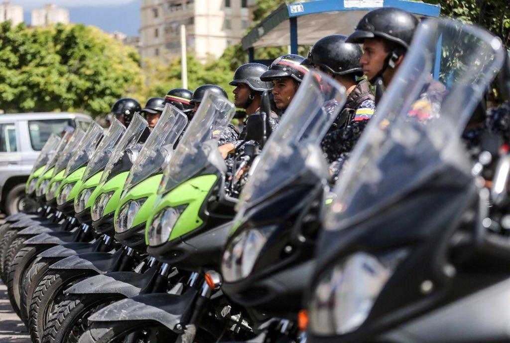 Más de 2 mil funcionarios resguardarán la 54º edición de La Vuelta al Táchira (2)