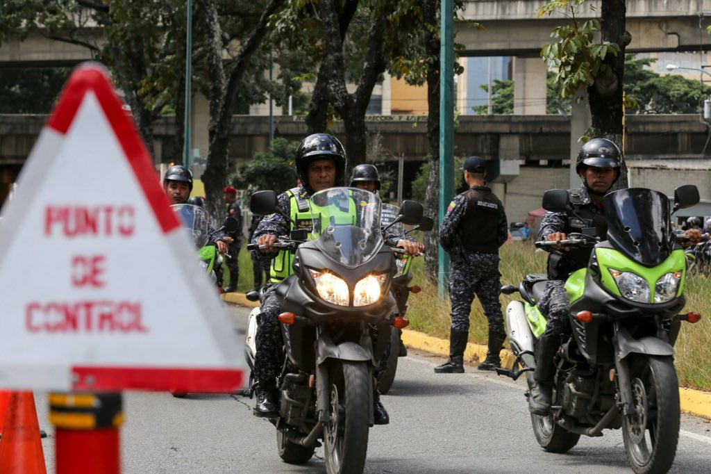 Más de 2 mil funcionarios resguardarán la 54º edición de La Vuelta al Táchira (3)