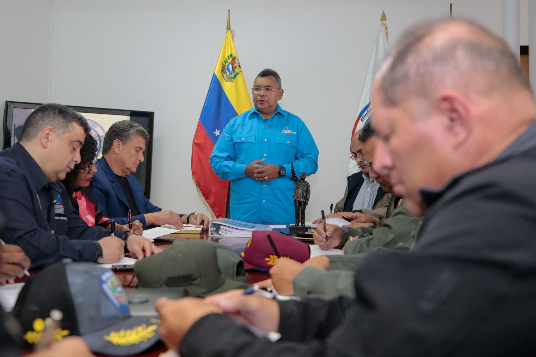 Mpprijp activará proyecto piloto de seguridad en Hospital Universitario de Caracas