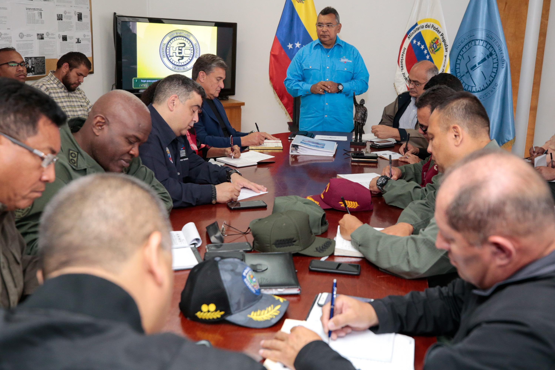 Mpprijp activará proyecto piloto de seguridad en Hospital Universitario de Caracas (2)