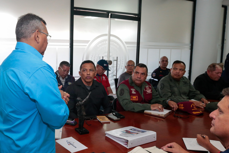 Mpprijp activará proyecto piloto de seguridad en Hospital Universitario de Caracas (3)