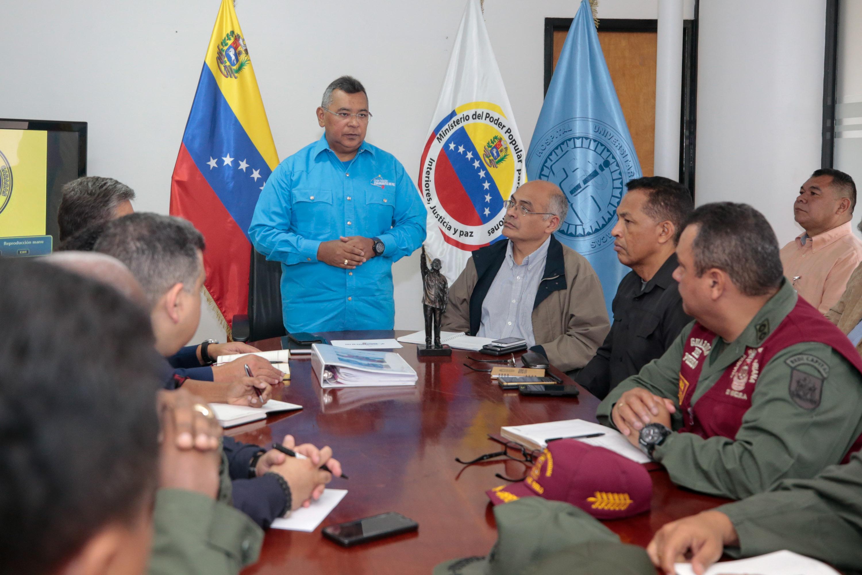 Mpprijp activará proyecto piloto de seguridad en Hospital Universitario de Caracas (5)
