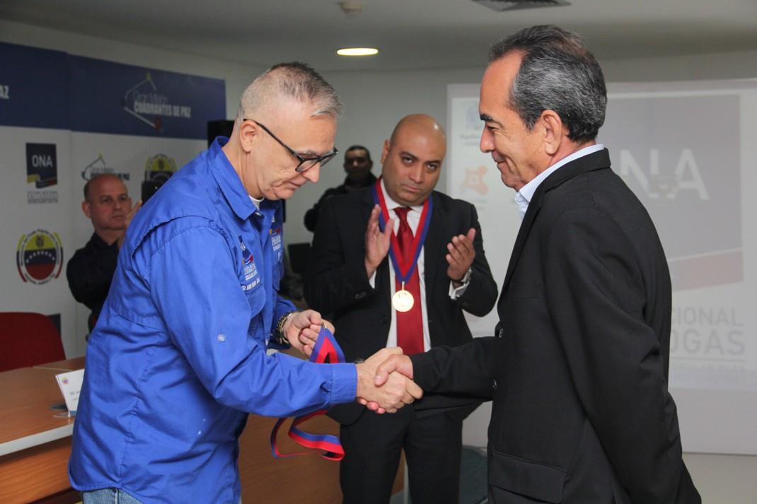 ONA celebró su XIII aniversario con entrega de reconocimientos en la lucha antidrogas (9)