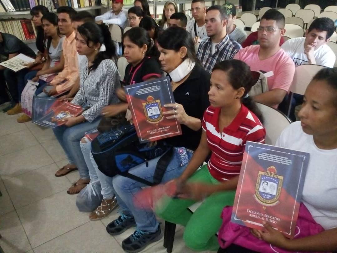 Saren contribuye con la educación superior de los venezolanos (1)