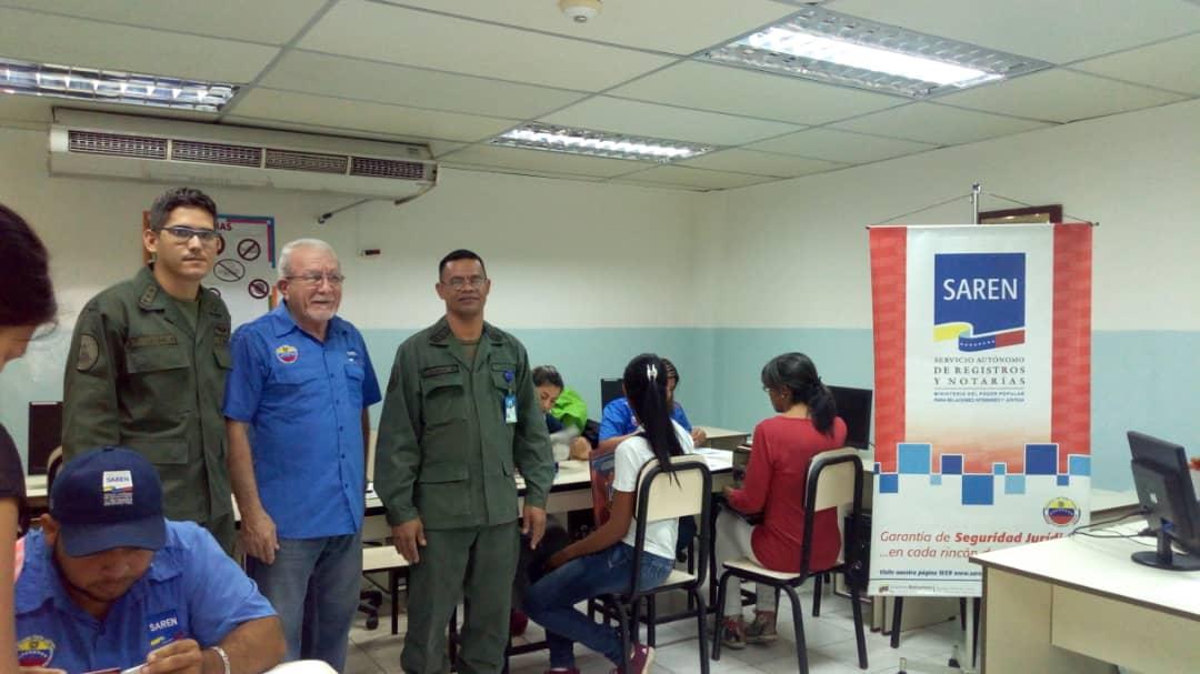 Saren contribuye con la educación superior de los venezolanos (3)