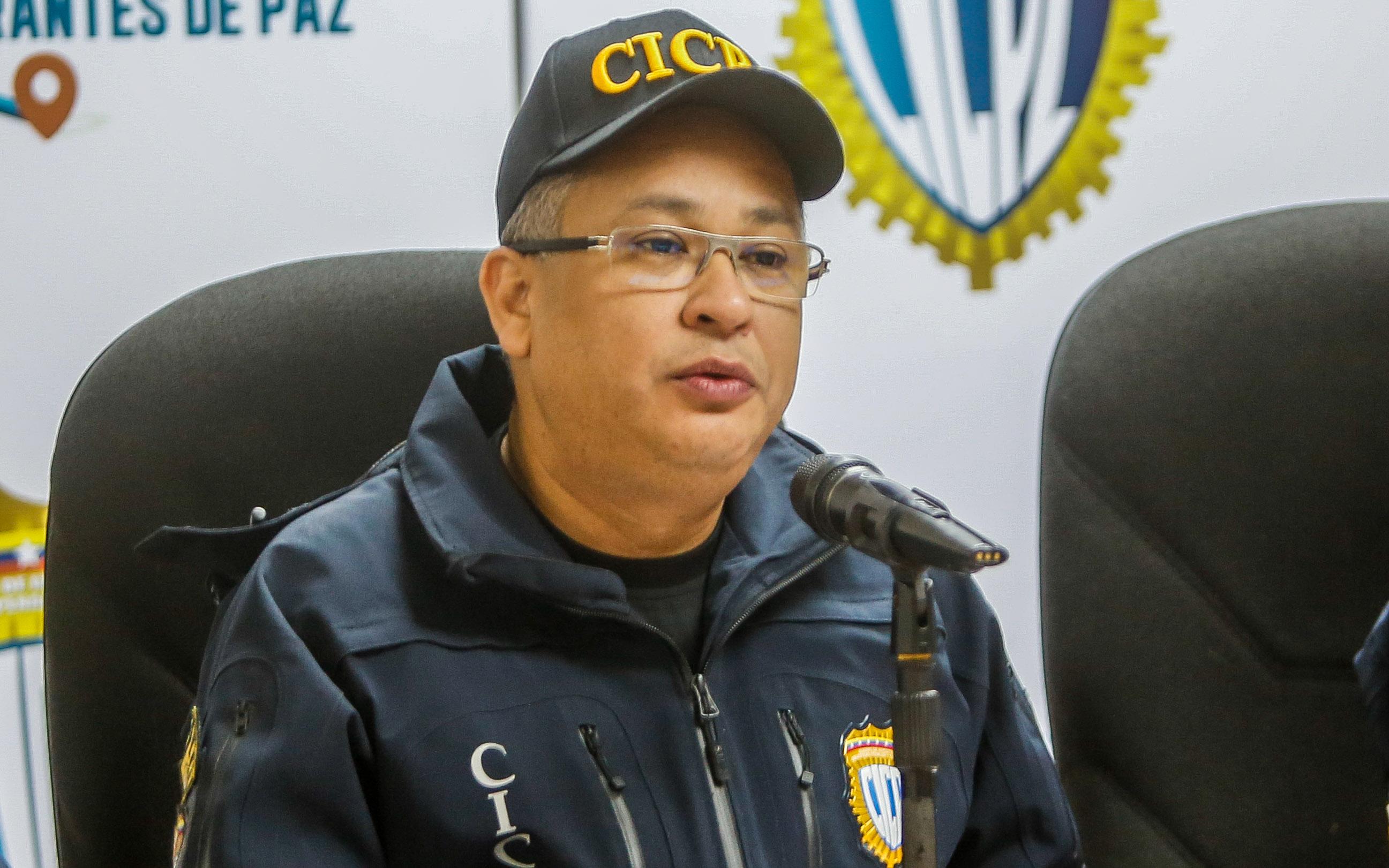 Cicpc asestó duro golpe a mafias dedicadas a la falsificación de documentos (1)