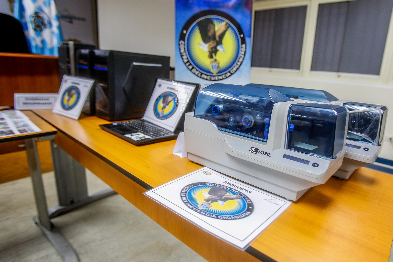 Cicpc asestó duro golpe a mafias dedicadas a la falsificación de documentos (3)