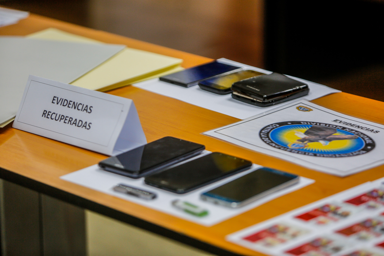 Cicpc asestó duro golpe a mafias dedicadas a la falsificación de documentos (5)
