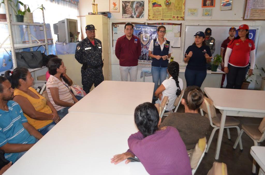 DPD afianza valores familiares en niños y niñas de Naguanagua (1)