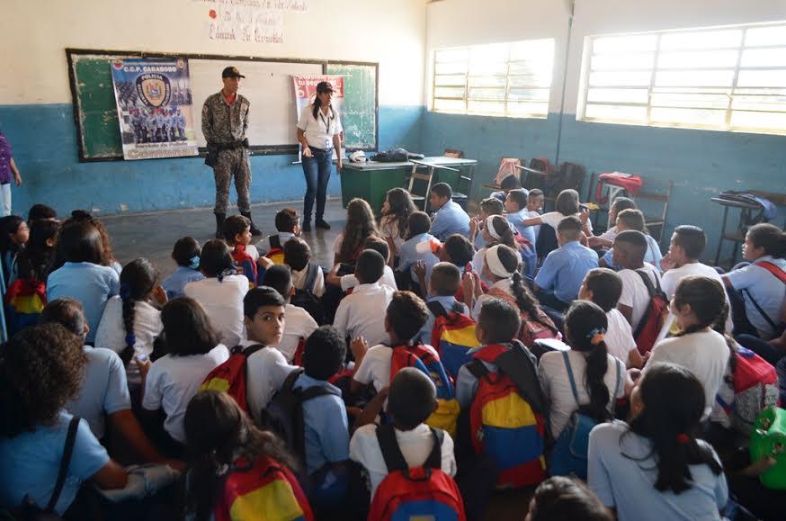 DPD afianza valores familiares en niños y niñas de Naguanagua (10)