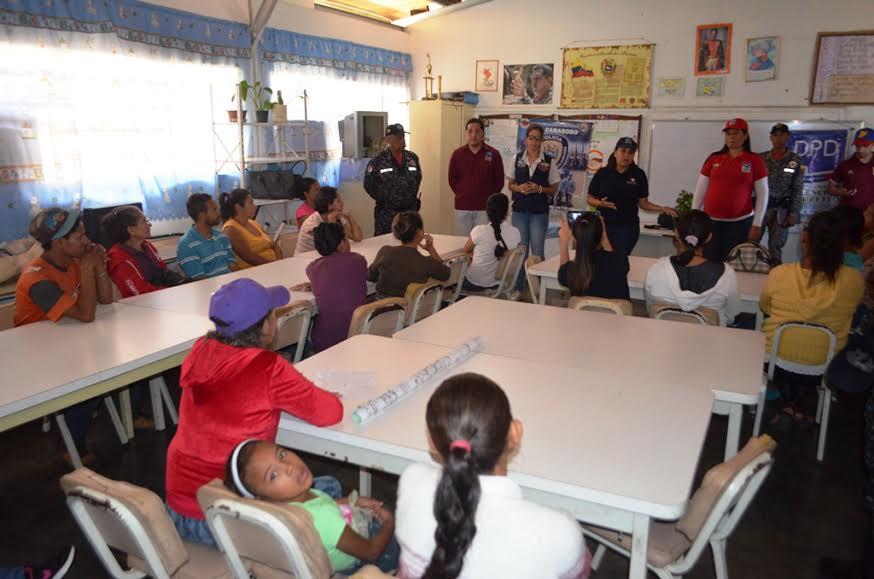 DPD afianza valores familiares en niños y niñas de Naguanagua (2)