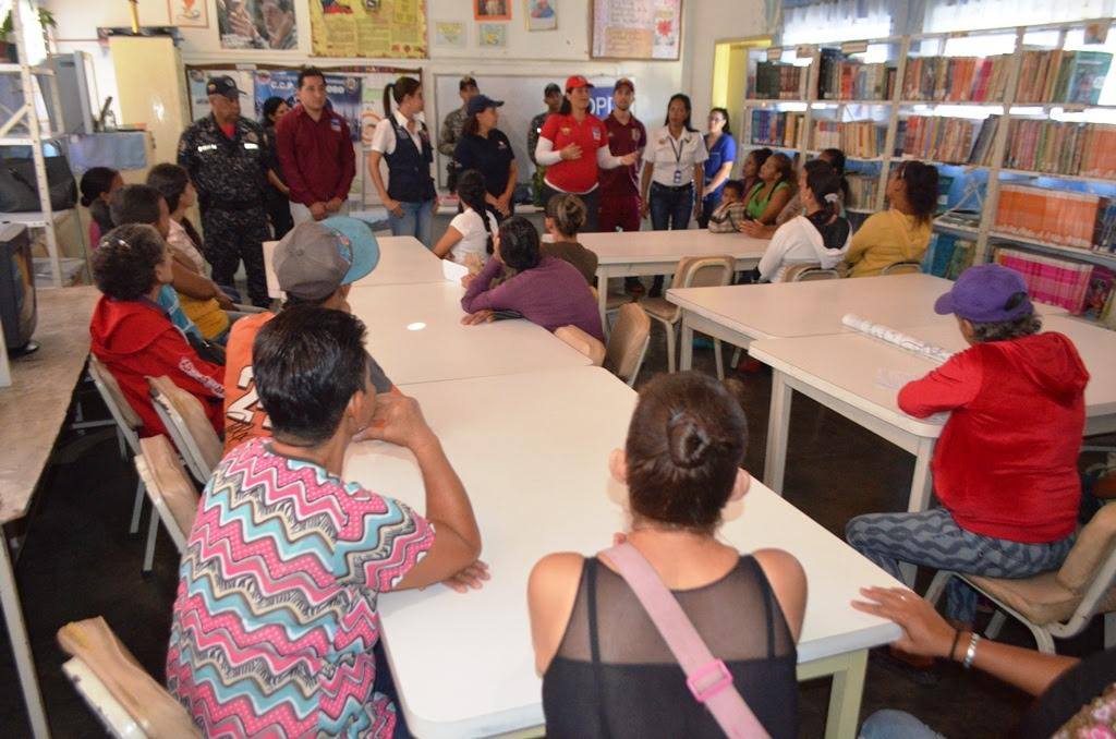 DPD afianza valores familiares en niños y niñas de Naguanagua (3)