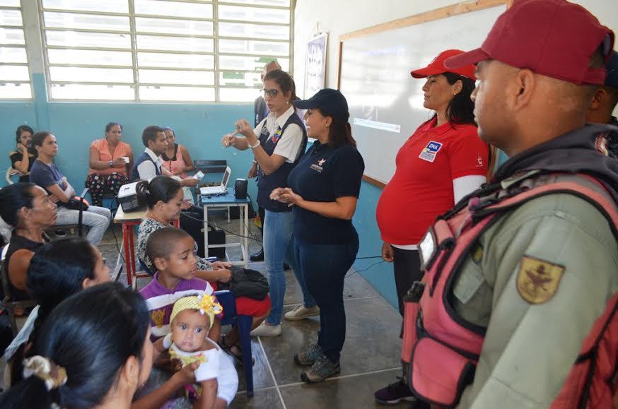 DPD afianza valores familiares en niños y niñas de Naguanagua (5)