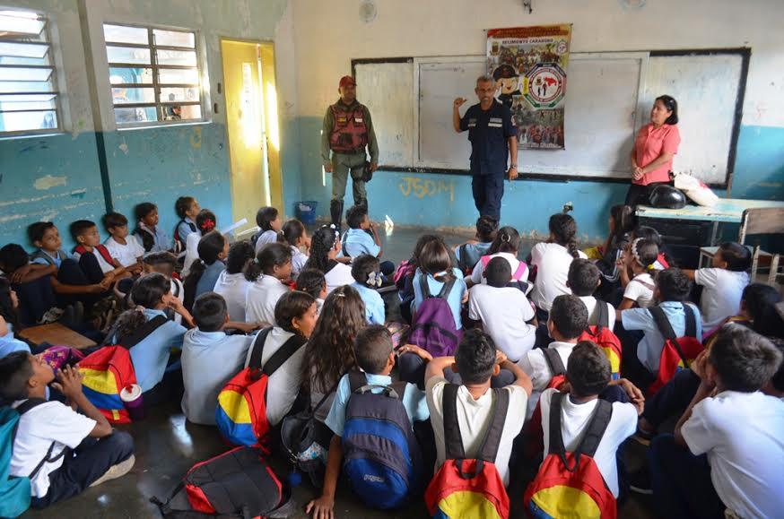 DPD afianza valores familiares en niños y niñas de Naguanagua (8)