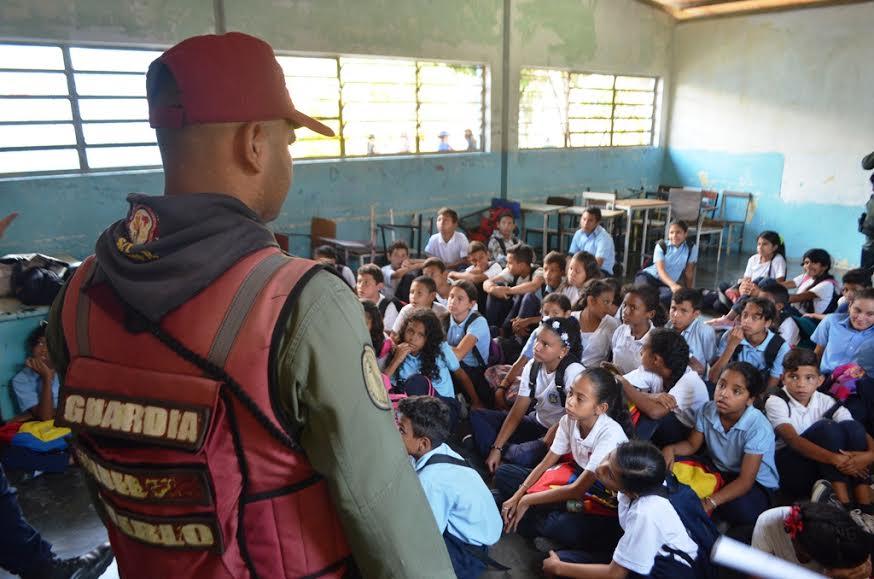 DPD afianza valores familiares en niños y niñas de Naguanagua (9)
