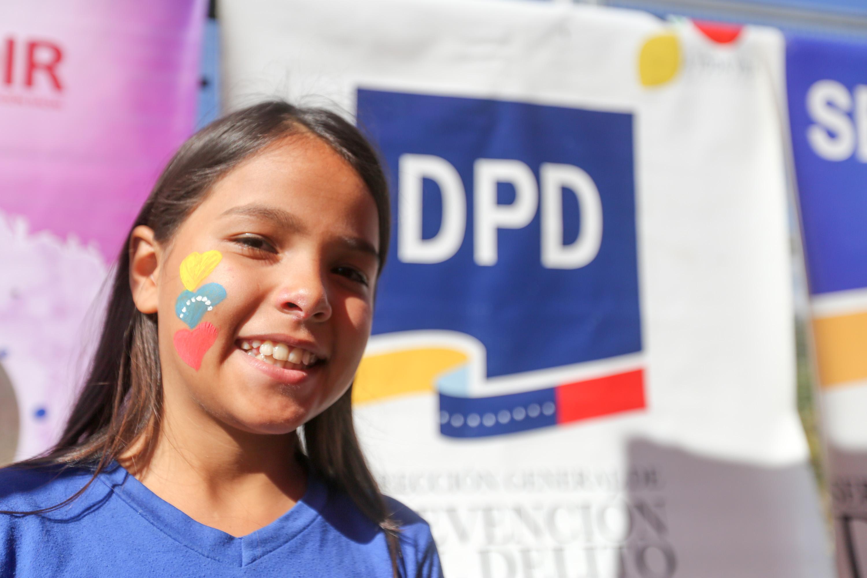 Jóvenes de Los Teques disfrutaron del Festival por la Paz (2)