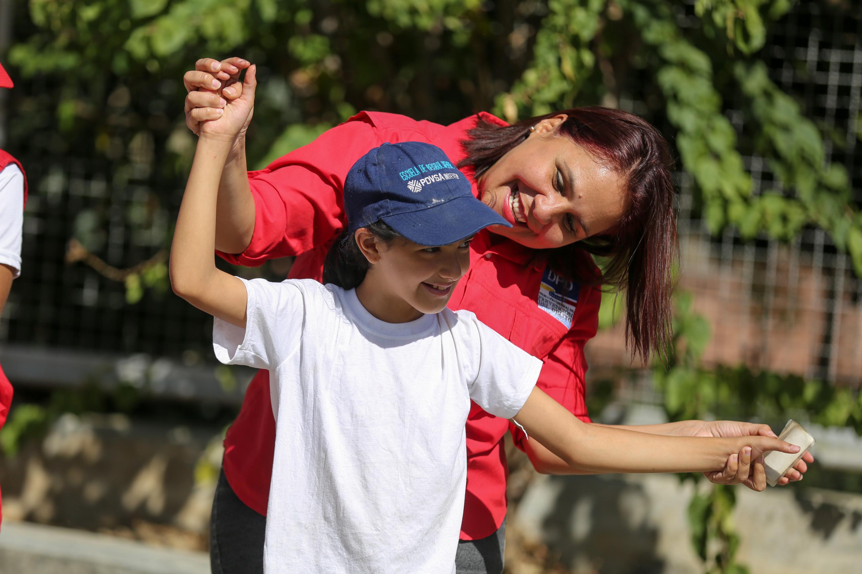Jóvenes de Los Teques disfrutaron del Festival por la Paz (6)