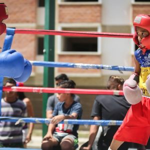 Más de 17 mil personas en Ciudad Tiuna participaron en gran toma deportiva por la paz y la vida (7)