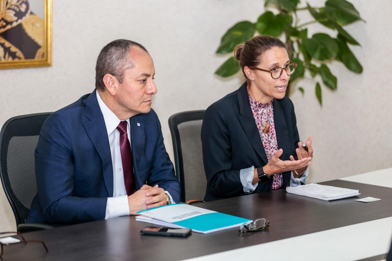 Ministro Néstor Reverol -Encuentro con la Cruz Roja (4)