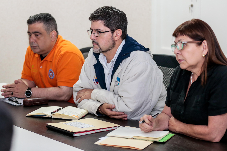 Ministro Néstor Reverol -Encuentro con la Cruz Roja (5)
