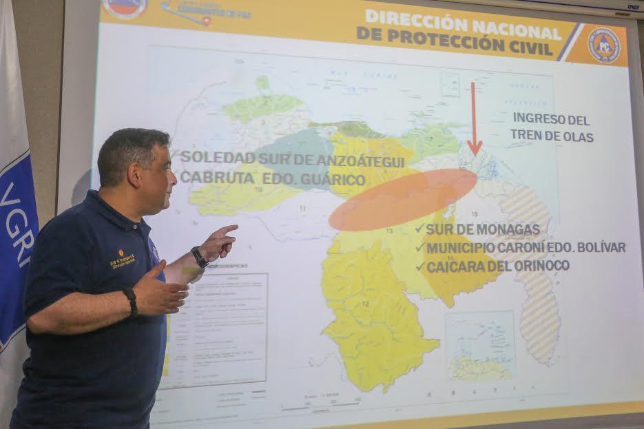 Venezuela se prepara para participar en el Caribe Wave 2019
