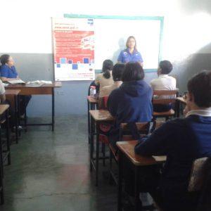 """Programa informativo """"Aprendiendo con el Saren"""" instruyó a 930 niños, niñas y adolescentes (3)"""