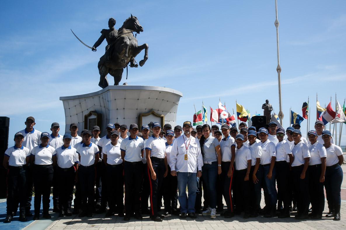 Senades realizó el primer acto de inutilización de armas de fuego del 2019 en Vargas (8)