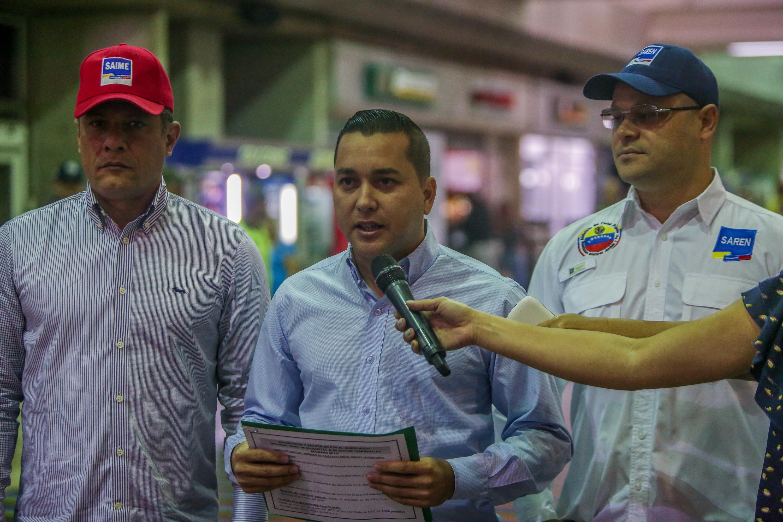 Supervisión de Dispositivo Carnavales Seguros – Aeropuerto Internacional Simón Bolívar (17)