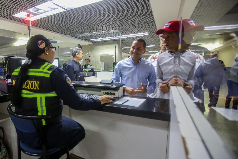 Supervisión de Dispositivo Carnavales Seguros – Aeropuerto Internacional Simón Bolívar (3)