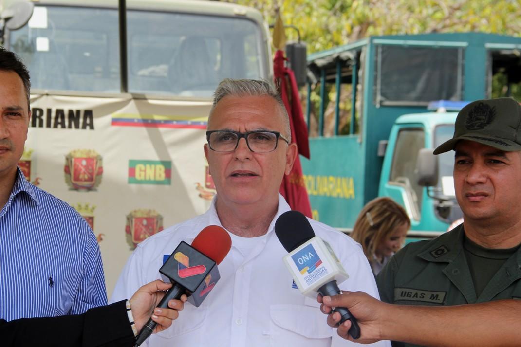 En 254% aumentan incautaciones de drogas en Guárico durante los primeros meses del año (11)