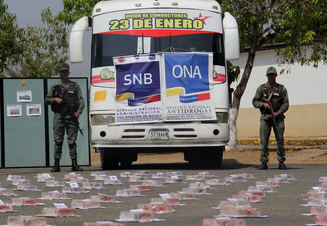 En 254% aumentan incautaciones de drogas en Guárico durante los primeros meses del año (6)