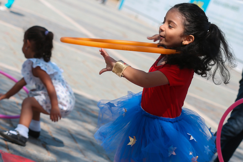 Frente Preventivo realizó actividades recreativas a más de 30 mil jóvenes en Miranda (1)