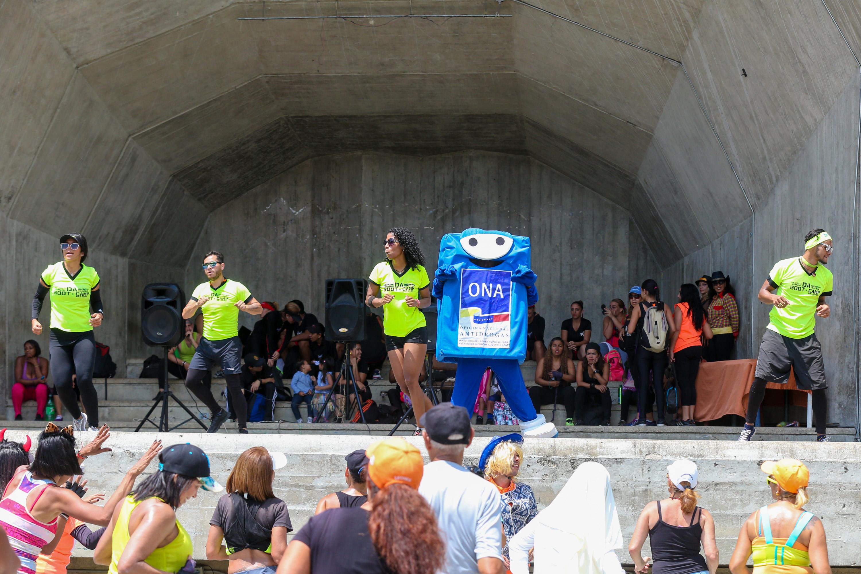 Frente Preventivo realizó actividades recreativas a más de 30 mil jóvenes en Miranda (11)