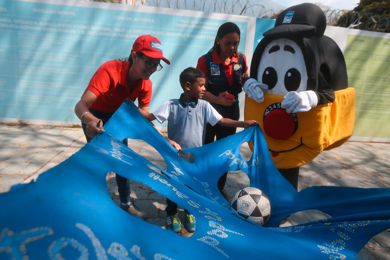 Frente Preventivo realizó actividades recreativas a más de 30 mil jóvenes en Miranda (2)