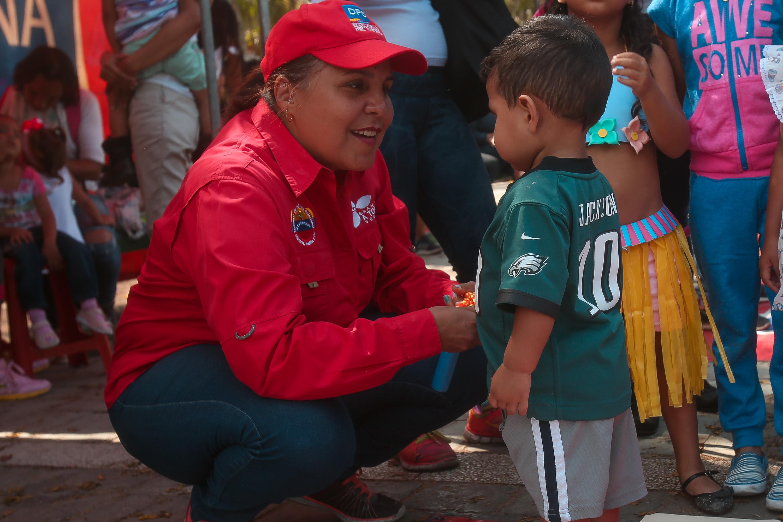Frente Preventivo realizó actividades recreativas a más de 30 mil jóvenes en Miranda (4)