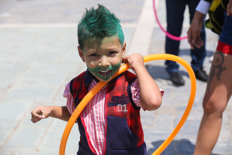 Frente Preventivo realizó actividades recreativas a más de 30 mil jóvenes en Miranda (9)
