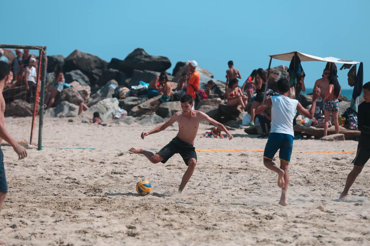 Gobierno recupera espacios de Playa Candilejas en el estado Vargas para disfrute de los temporadistas (29)