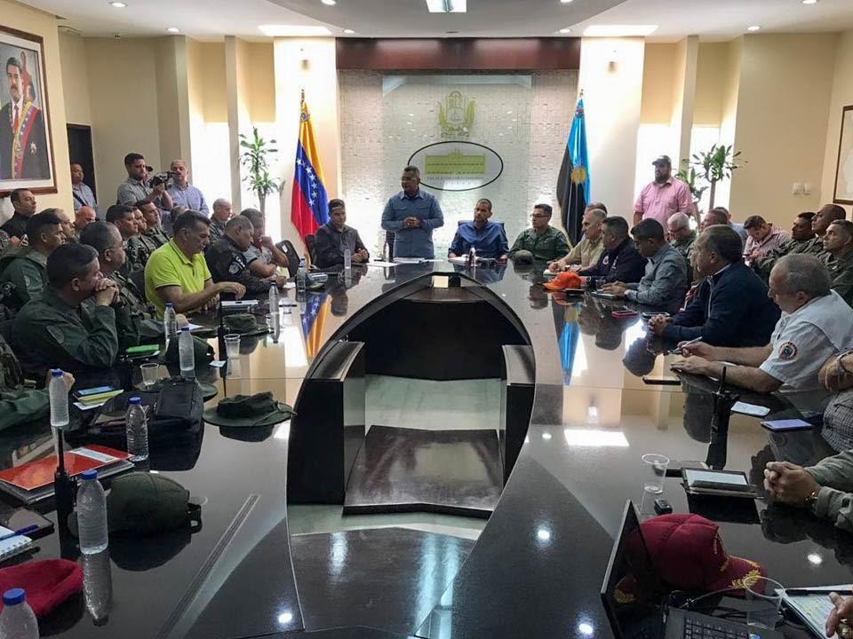 Gobierno nacional coordina acciones para estabilizar servicio eléctrico y preservar orden  público en Zulia