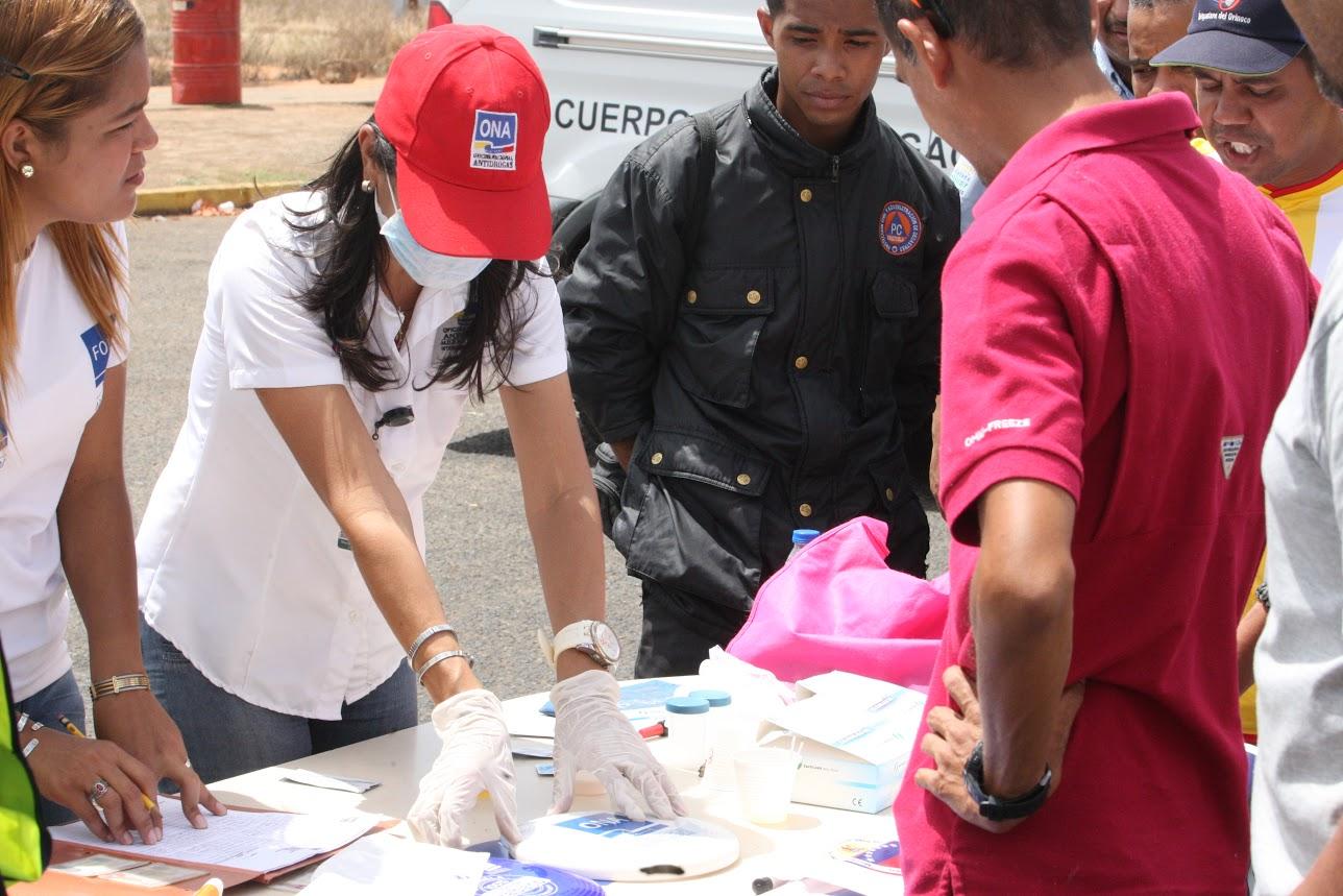 Movilizados más de 100 mil personas en el estado Bolívar (10)