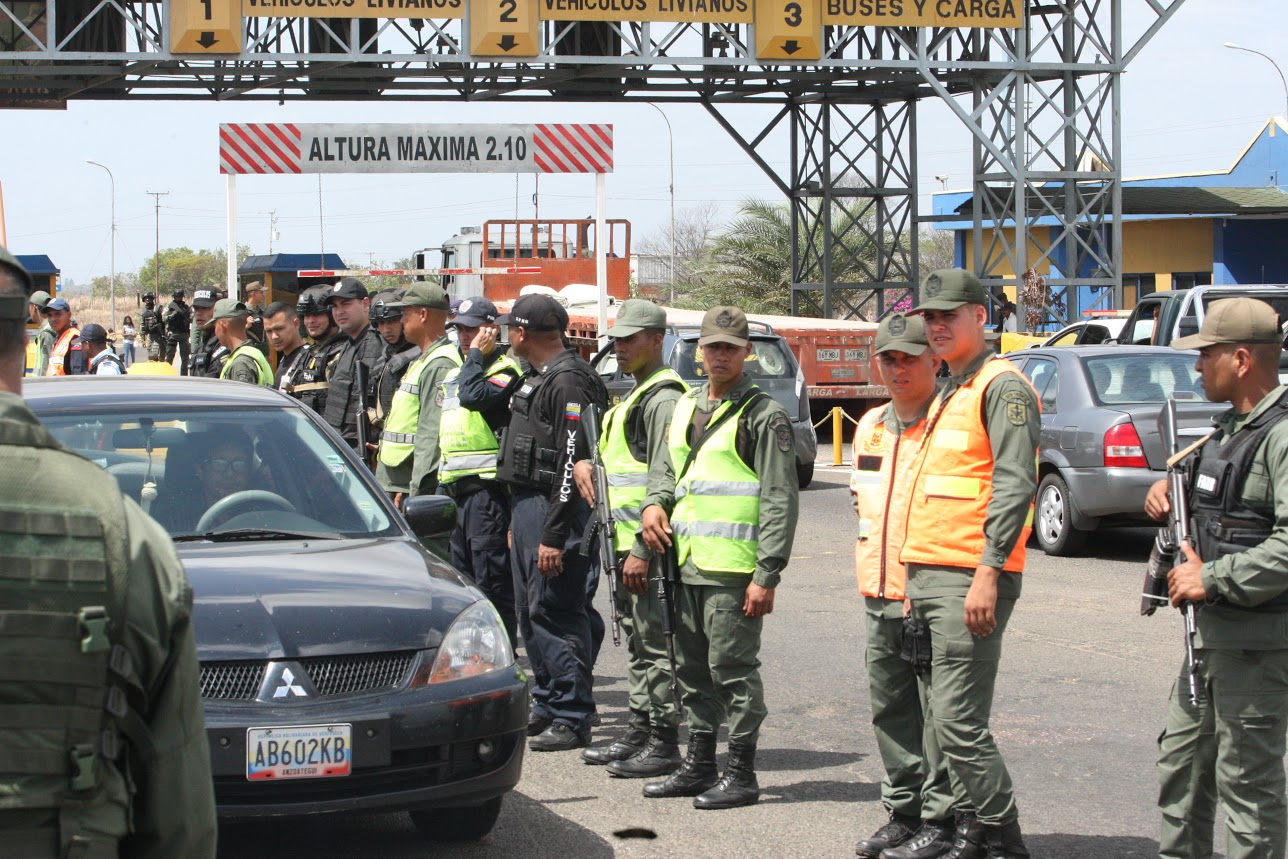 Movilizados más de 100 mil personas en el estado Bolívar (9)