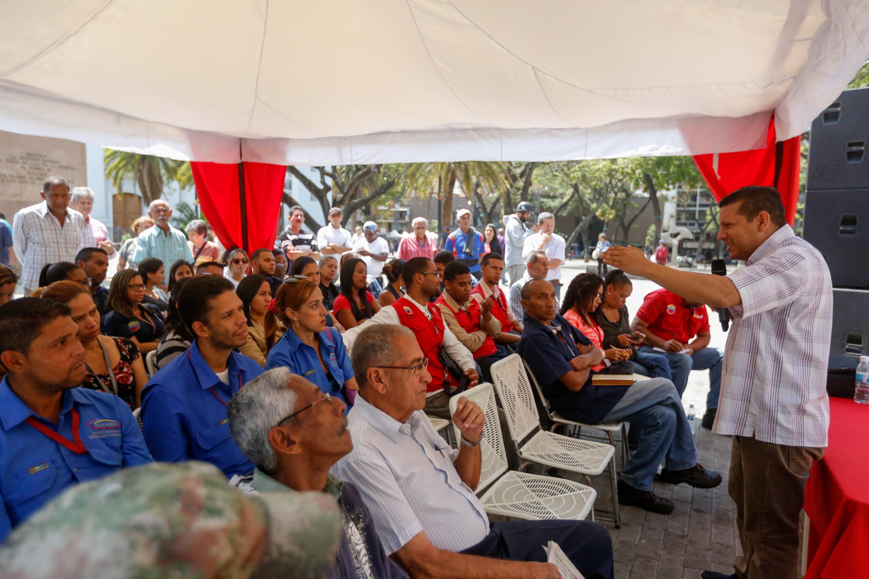 Mpprijp realiza tribuna antiimperialista contra el ataque cibernético al sistema eléctrico del país