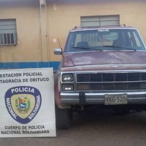 PNB desarticuló banda delictiva Los Ferreteros en Guárico (1)