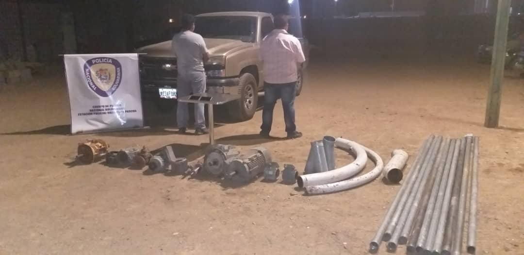 PNB desarticuló banda delictiva Los Ferreteros en Guárico (2)