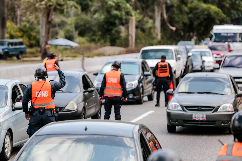 PNB desplegada en la autopista Regional del Centro para el resguardo de la ciudadanía (2)