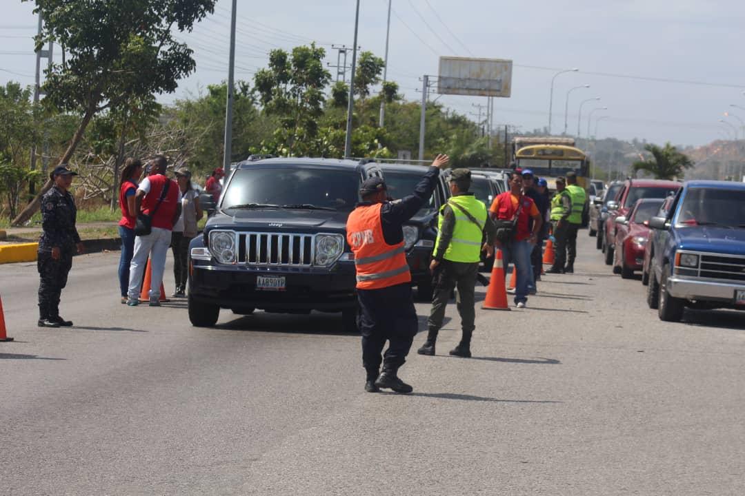 PNB fortalece pie de fuerza en Miranda durante dispositivo Carnavales Seguros 2019