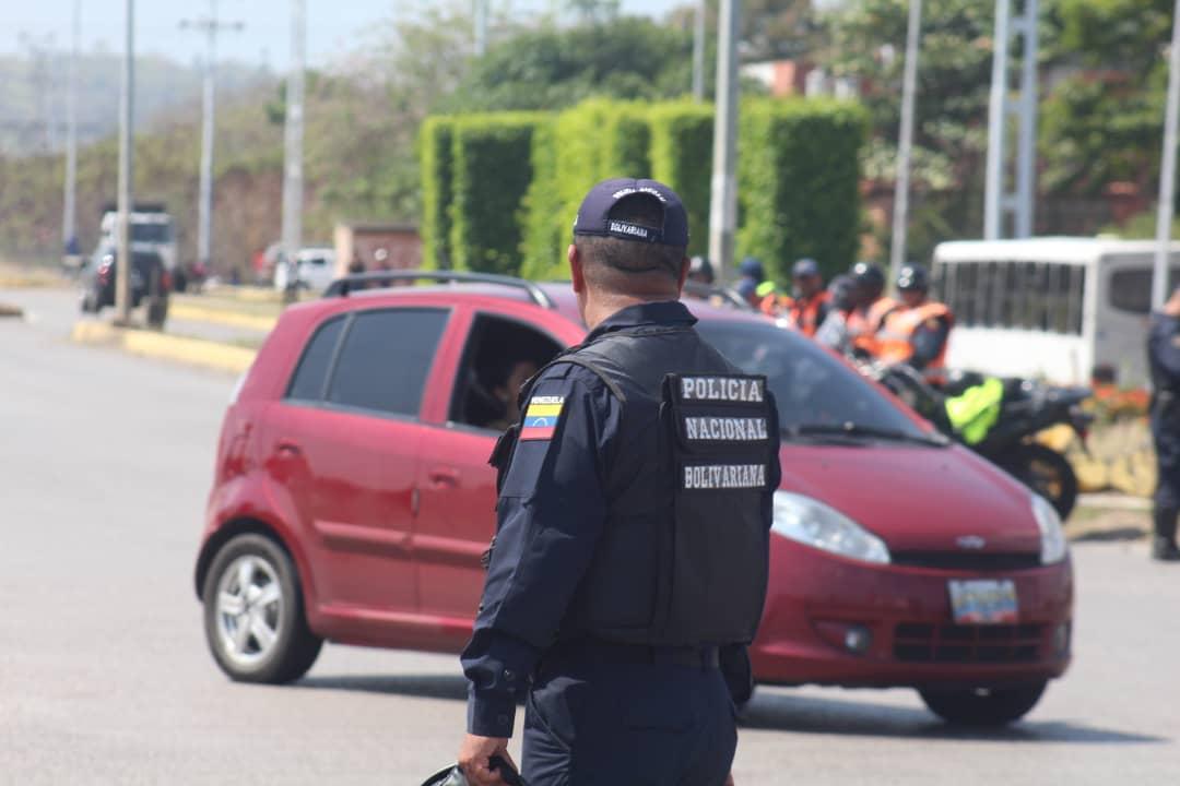 PNB fortalece pie de fuerza en Miranda durante dispositivo Carnavales Seguros 2019 (3)