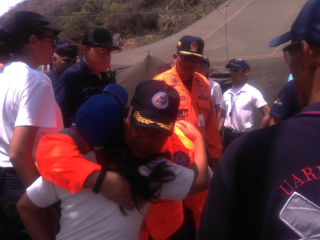 Protección Civil Nacional supervisó 45 km de Costas de Aragueñas (4)