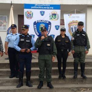 Reforzarán seguridad del estado Táchira este fin de semana – 1